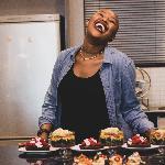 Blogger    Thandile Mpompo - Plant based  Recipe & content creator.