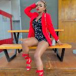 Blogger Kwanele Khulu - Promotional Model.