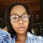 Blogger Zama Shange - I just love social media.