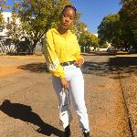 Blogger    Kefilwe  Nungu - Miss