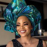 Blogger Koketso Mophuting - Tv actress.